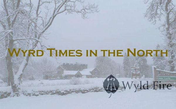 Wyld times in Kielder