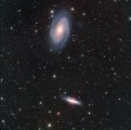 Galaxies in Ura Major