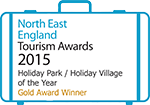 North East England Tourism Awards 2015